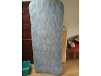 FREE - Narrow width, full length single mattress from a bunk bed. Free