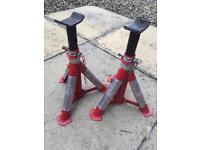 Car Axel Stands