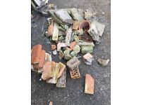 BROKEN SLABS, SMALLER STONES ETC SUITSBLE FOR HARDCORE