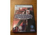 Football Manager 2008 - PC game