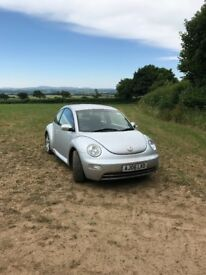 2006 VW Beetle 2.0 petrol