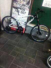 Good Condition GT Aggressor XC2 Mountain Bike