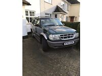 FORD EXPLORER 4.0 V6 AUTO GREEN 1998