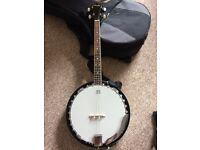 Rally Tenor banjo