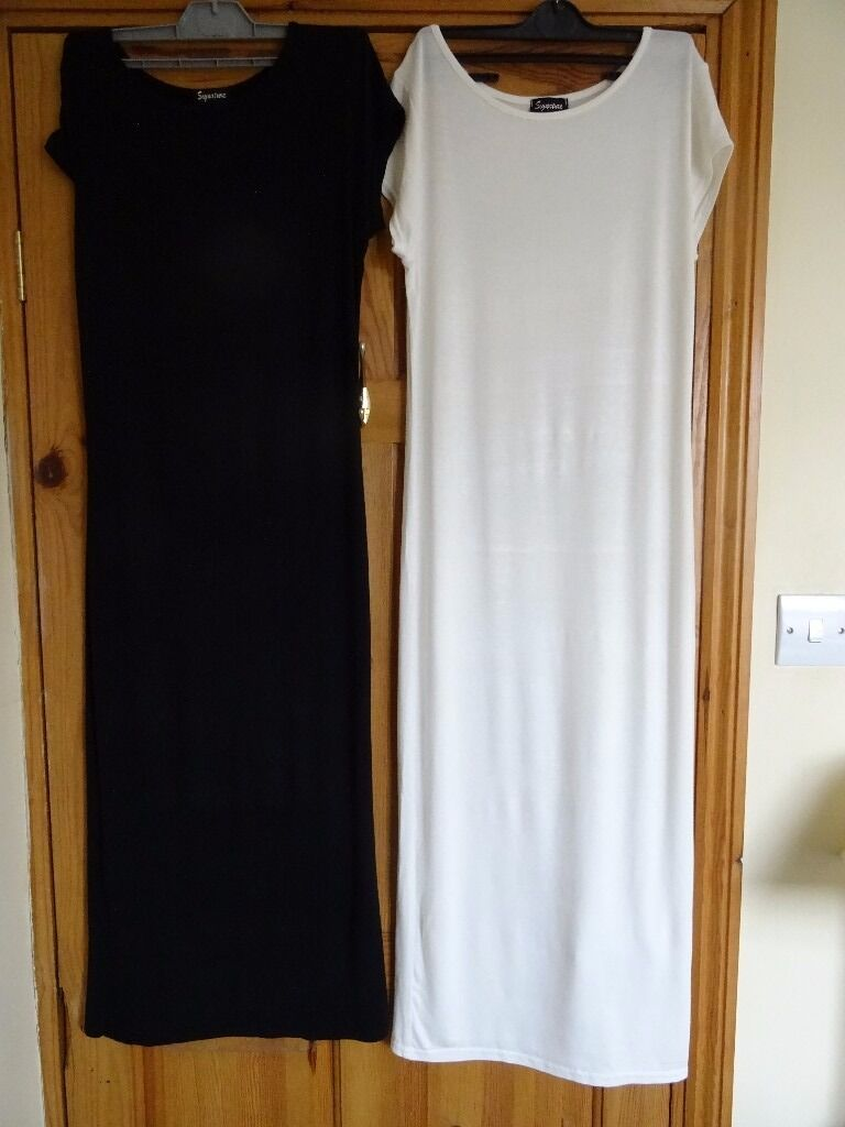 Long Dresses x 2in Chatham, KentGumtree - 2 long dresses Good condition Both size S/M £5 for both Phone 01634 686252 Please see my other ads Thanks