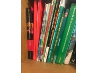 Various Maths New Style GCSE and KS3 text books