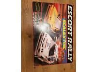 Scalextric Escort rally cosworth boxed