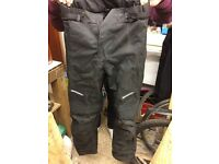 SPADA motorcycle trousers- Small