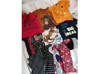 *BARGAIN* Massive Bundle of boys clothes and shoes 2-3 3-4