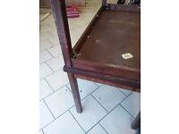 Wooden tables for free