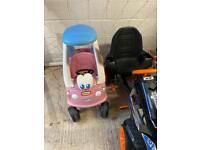 Little tikes children's play car