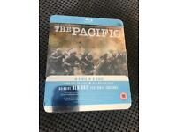The Pacific - Blu Ray New and Sealed