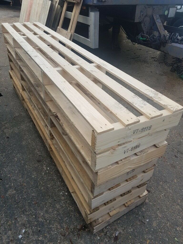 Long Narrow Pallets 2200mm x 440mm - Last 4 Available - Free Delivery | in  Wimborne, Dorset | Gumtree