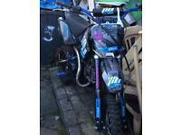 Welsh pit bike 140