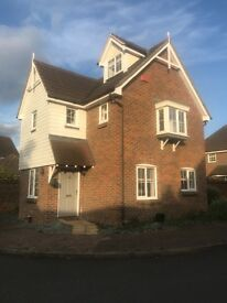 4 Bedroom Detached House with Garage