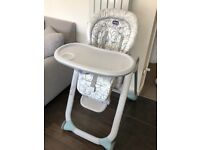 Chicco Polly Progress Sage High Chair for sale
