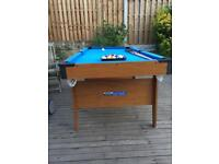 BCE Le Club 6ft Pool table