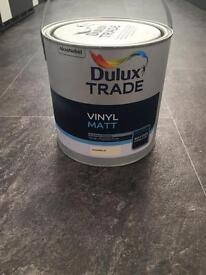 Dulux magnolia paint 2.5L