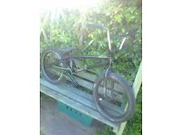 "BIKE FOR SALE -- WETHEPEOPLE ""CURSE"" BMX -- A COOL BIKE"