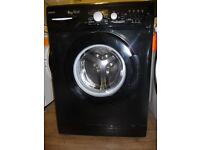 Beko Black Washing Machine - 1400 RPM