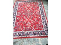 Persian style Rug Pure Wool (Turkish)