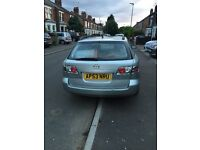 mazda 6 estate 2003 90000 miles 5 months MOT open to offers