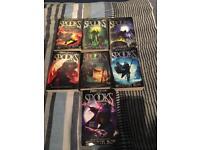 Kids spooks books by Joseph Delaney