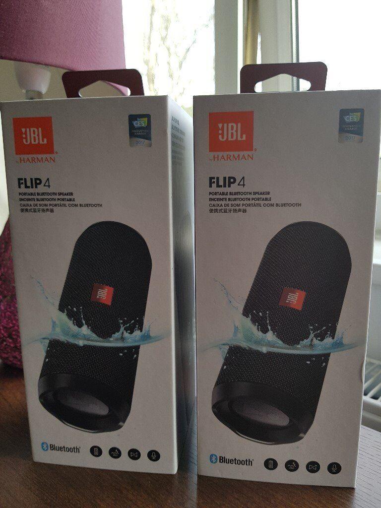 Jbl flip 4 speakers in bolton manchester gumtree for Housse jbl flip 4