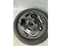 "Audi A3 2004-2010 18"" spare wheel kit / VW / SKODA / seat"
