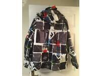 Quicksilver ski/snowboard jacket. 8k