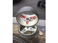 Motocaddy Spare wheels