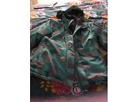 Ladies Mountain Warehouse Coat Size 14/16