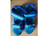 Boys sandals new m&s