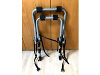 Avenir rear mounting car cycle rack, capable of holding 3 bikes.