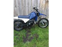 2 Yamaha pw80's