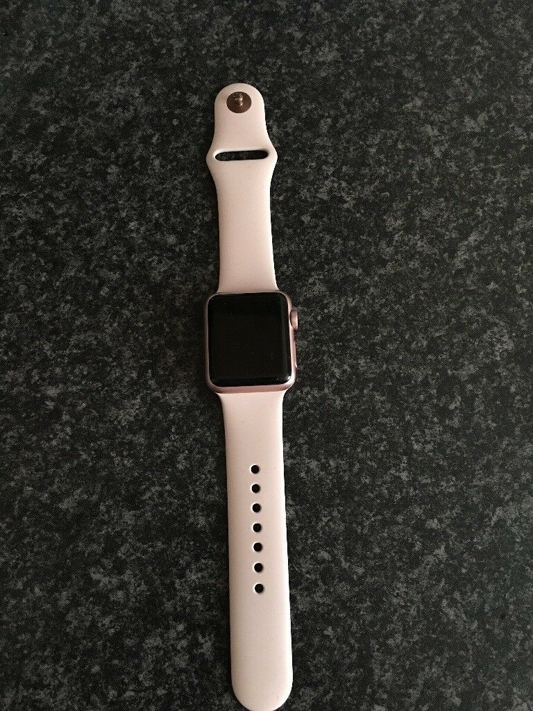 Iwatch 38mm rose gold 1st series