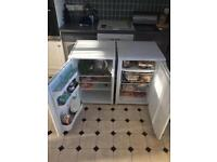 Hotpoint Fridge and Freezer (under counter) deal