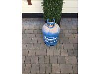 Calor gas bottle, empty, 15 kg butane