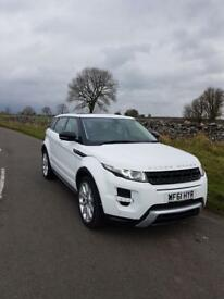 Range Rover evogue 2.2 SD4 dynamic (lux pack)