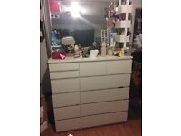 Ikea been and bedroom furniture for sale