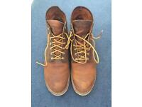 8196 Red Wing Boots Size 10