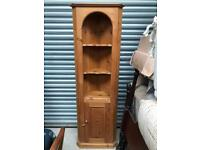 Solid pine corner unit FREE DELIVERY PLYMOUTH AREA