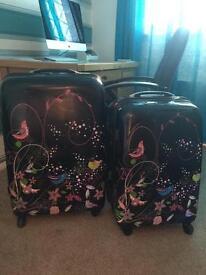 Suitcases. Rare and unique!