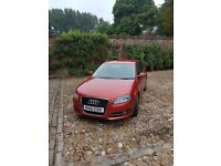 **PRICE REDUCED** 2011 Audi A3 For Sale, 60+ MPG, 2 Litre Diesel, £30 Road Tax