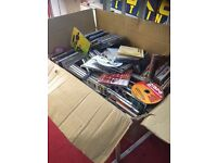 Box of CDs