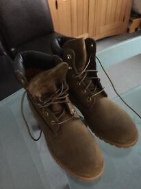 Unused Timberland Boots size 41