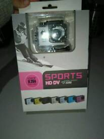 Sport Camara (New in the box)