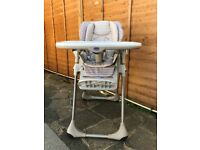 Chicco Polly 2 in 1 Highchair in Dune - 2 available