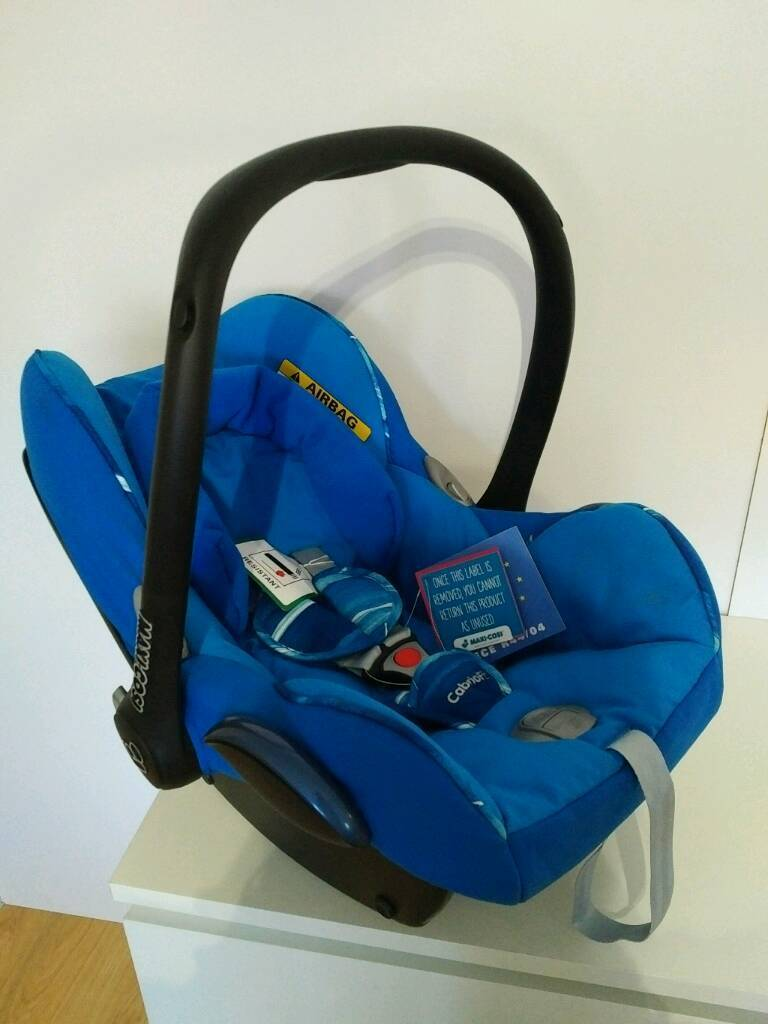 NEW MAXI COSI CABRIOFIX RRP £135 group 0+