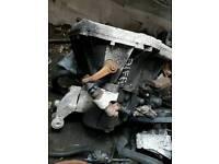 Alfa romeo 156 2.4 jtd 5 speed manual gearbox